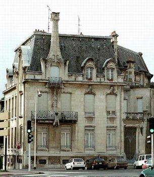 Lucien weissenburger art lorrain - Architecte saverne ...
