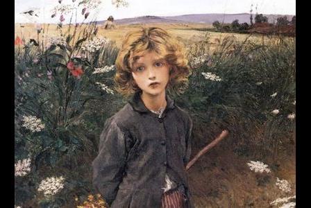 BASTIEN LEPAGE Jules - La petite bergère