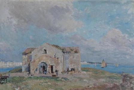 Edmond-Marie PETITJEAN         :           L'ancienne église