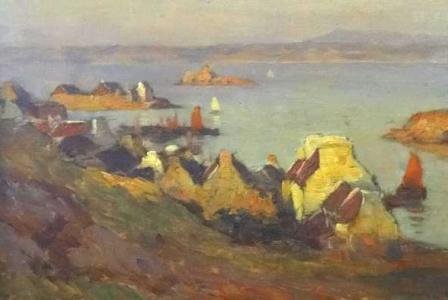 Jean REMOND         :  Anse bretonne