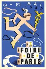"""Emile DESCHLER  """"Foire de Paris"""""""