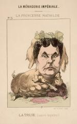 Paul HADOL        :  Caricature