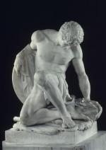 "Lambert-Sigisbert ADAM ""Le gladiateur mourant"""