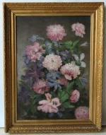"""Léonie de BAZELAIRE  """"Bouquet"""""""