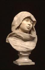 "Léon BOHN  ""La jeune nubienne"""