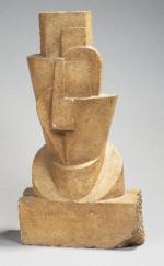 """René DÜRRBACH """"Visage cubiste"""""""