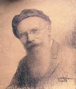 A_Adolphe DEMANGE       Portrait de C.P. Davis.jpg