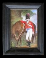 """Nicolas JACQUES """"Le cavalier"""""""
