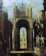 """François Didier NOMÉ  """"Le tombeau de Salomon"""""""
