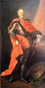"""François SENÉMONT  """"Portrait de François Ossolinski"""""""