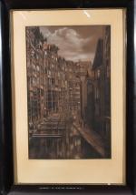 Estelle MASSON       :  La rue des tanneurs à Metz