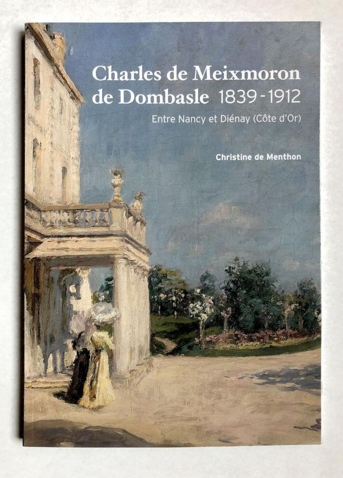 Charles de MEIXMORON de DOMBASLE