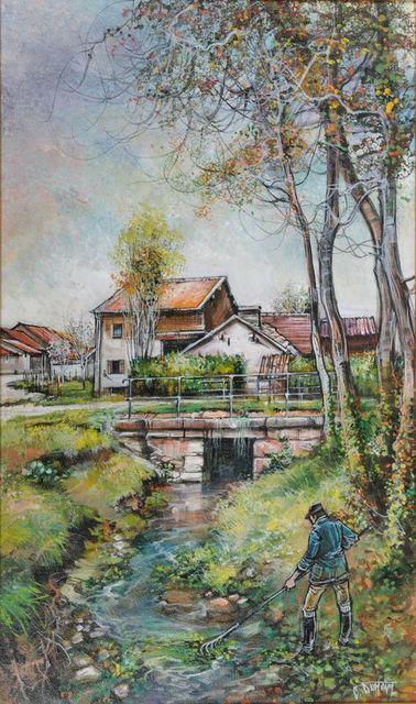 Claude DUMONT       :  Lunéville en Ornois