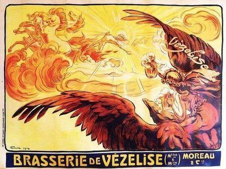 Victor PROUVÉ       :          Brasserie de Vézelise