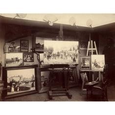 Atelier de L.J. VOIRIN