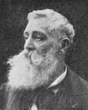 Ernest Philippe BOETZEL (photo de Nadar)