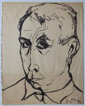 François CHAPUIS         :        Autoportrait