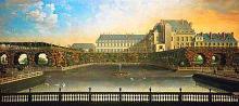 """André JOLY """"Le château de Lunéville"""""""