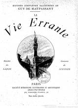 """Georges LEMOINE  """"Oeuvres de Maupassant"""""""