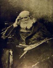 """Aimé MOROT  """"Portrait d'Ernest Hébert"""""""