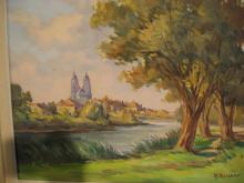 "Raymond PERISSE  ""Saint Nicolas de Port"""