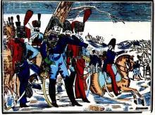 """Antoine RÉVEILLÉ  """"La retraite de Russie"""""""