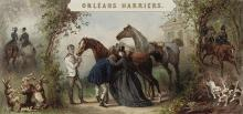 """Anatole de SCITIVAUX de GREISCHE  """"Orléans harriers"""""""