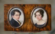 "Jean Baptiste SINGRY  ""Portraits"""