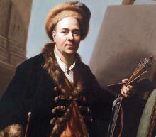 """Jacob van SCHUPPEN  """" Auto-portrait"""""""