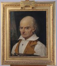 GOUZIEN         :  Portrait de Ch. Fr. NIVARD