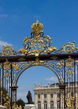 Jean LAMOUR       :  Place Stanislas