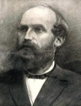 """François PONSIN  """"Autoportrait"""""""