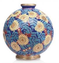 Maurice-Paul CHEVALLIER       :  Vase-boule