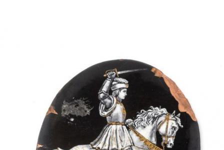 ECOLE LORRAINE du XIXème siècle       :  Antoine de Lorraine