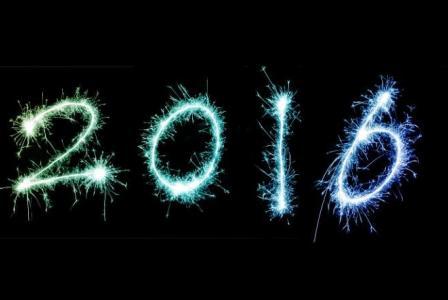 Nos meilleurs vœux pour 2016