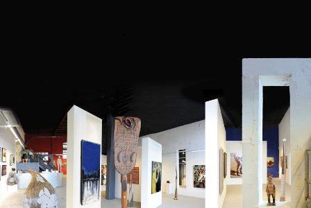 La Galerie Cri d'Art à Metz