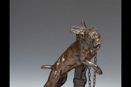 Prosper LECOURTIER         :         Prenez garde au chien