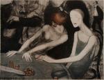 """Jean AUSCHER  """"La faune des dancings"""""""