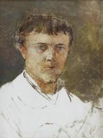 """Jules BASTIEN-LEPAGE  """"Autoportrait"""""""
