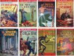"""Louis Félix CLAUDEL  """"Jaquette de livres"""""""