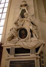 Joseph LABROISE       :  Tombeau de Jean Girardet