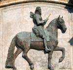Jacob RICHIER       :  Statue équestre du Duc de Lesdiguières