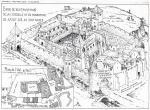 """Gaston SAVE  """"La citadelle de Saint Dié"""""""