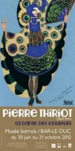 """Pierre THIRIOT  """"La danse des couleurs"""""""