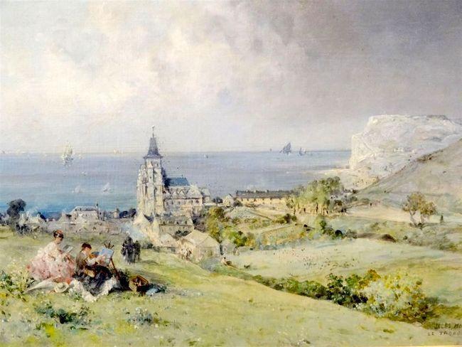 Jules-Achille NOEL       :  Le Tréport