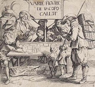 Jacques CALLOT : Varie Figure