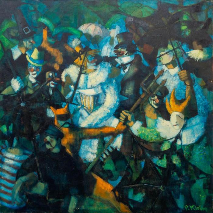 Paul-Georges KLEIN       :  Le carnaval de Dunkerque