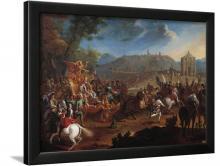 Charles HERBEL       :  Le Triomphe de Charles V