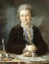 """Gabrielle BERTRAND-BEYER """"Portrait de C.W. Beyer"""""""