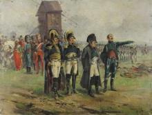 """Emile CHEPFER  """"Napoléon et son état major"""""""